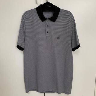 ルイヴィトン(LOUIS VUITTON)の【LOUIS VUITTON】ポロシャツ イタリア製 正規(ポロシャツ)