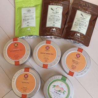 ルピシア(LUPICIA)の新品未開封  ルピシア 紅茶 セット(茶)