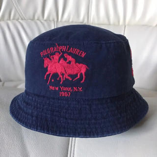 ポロラルフローレン(POLO RALPH LAUREN)のラルフローレン帽子(ハット)