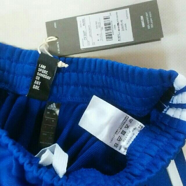 adidas(アディダス)の新品☆adidas 160 ハーフパンツ キッズ/ベビー/マタニティのキッズ服 男の子用(90cm~)(パンツ/スパッツ)の商品写真