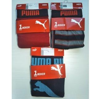 プーマ(PUMA)のプーマ ボクサーブリーフ   サイズM 3枚セット  M-4 新品  (ボクサーパンツ)