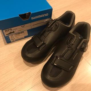 SHIMANO - シマノ RP5 SPD-SL ビンディングシューズ ロードバイク
