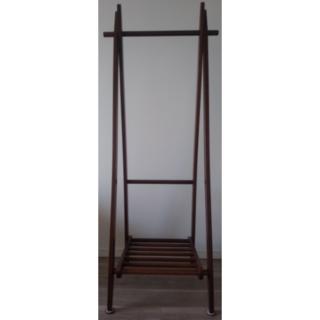 木製ハンガーラック(棚/ラック/タンス)
