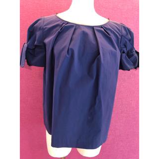ランバンオンブルー(LANVIN en Bleu)のLANVIN*半袖(カットソー(半袖/袖なし))