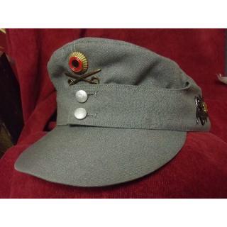 BWドイツ軍・連邦軍*陸軍*山岳師団用・規格帽*60cm(実物)(戦闘服)