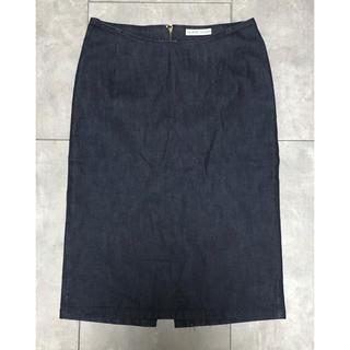 ツモリチサト(TSUMORI CHISATO)のツモリチサト/デニムスカート(ひざ丈スカート)