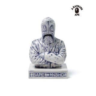 ネイバーフッド(NEIGHBORHOOD)のブルー 国内正規品 NEIGHBORHOOD x A BATHING APE(お香/香炉)