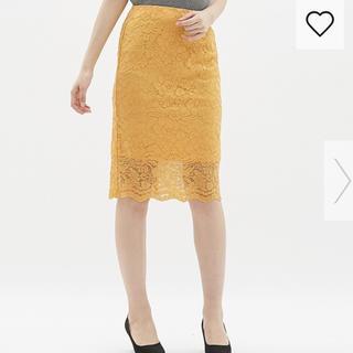 GU - レーススカート