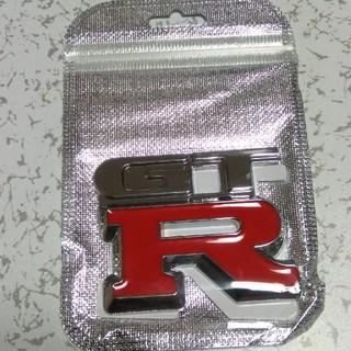 GT-R エンブレム 3Dステッカー