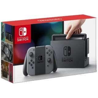 新品未開封 Nintendo Switch 本体 ニンテンドースイッチ グレー