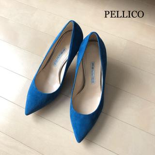 ペリーコ(PELLICO)の極美品⭐️定価51840円/PELLICO/ペリーコ ポインテッドトゥ パンプス(ハイヒール/パンプス)