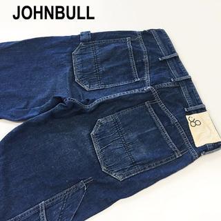 ジョンブル(JOHNBULL)のレディスJOHNBULLペインターパンツ☆M約78cm(ワークパンツ/カーゴパンツ)