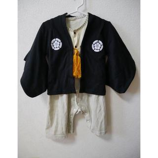 ベビー 袴 80(和服/着物)