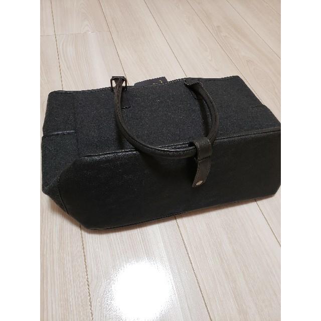 しまむら(シマムラ)のハリスツイード しまむら トートバッグ メンズのバッグ(トートバッグ)の商品写真