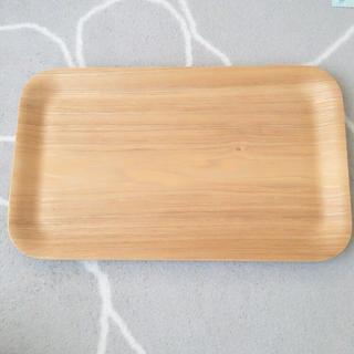 ムジルシリョウヒン(MUJI (無印良品))の無印良品 木製 トレー(テーブル用品)