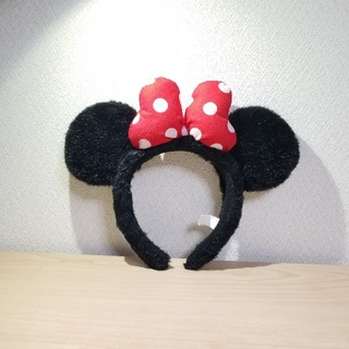 Disney - ディズニーカチューシャ(ミニーちゃん)