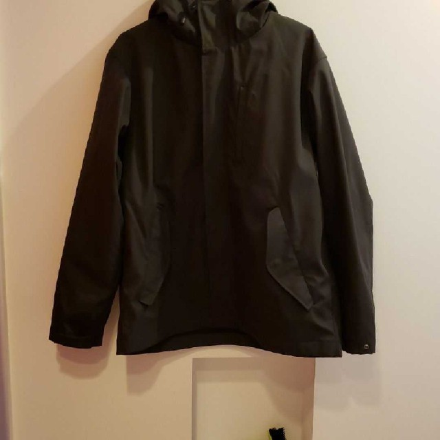 GU(ジーユー)のマウンテンパーカー GU  ブラック  メンズ メンズのジャケット/アウター(マウンテンパーカー)の商品写真