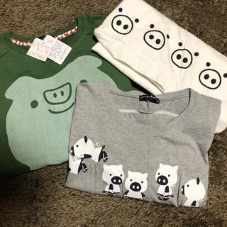 ドラッグストアーズ(drug store's)のドラッグストア  ビッグTシャツ(Tシャツ(半袖/袖なし))