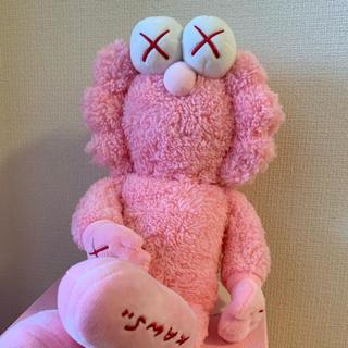 ディオール(Dior)の専用kaws flash pink BFF bff (世界3000体限定)(ぬいぐるみ)