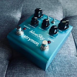 Strymon Bluesky Reverb(エフェクター)
