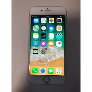 アイフォーン(iPhone)のiPhone 6 16GB au(スマートフォン本体)