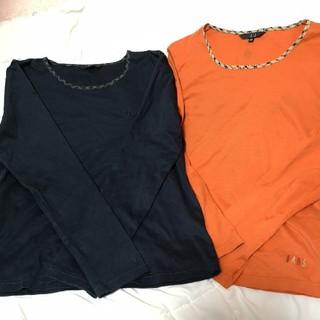 ダックス(DAKS)のDAKS 38 ロンTシャツ 2枚セット(Tシャツ(長袖/七分))