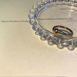 ユナイテッドアローズ(UNITED ARROWS)のGold ring(リング(指輪))
