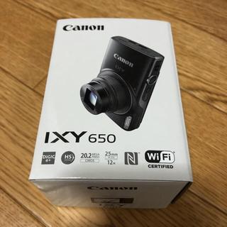 キヤノン(Canon)のキャノン*デジタルカメラ*IXY650(コンパクトデジタルカメラ)