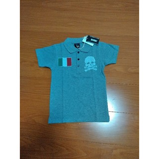 シスキー(ShISKY)の新品・ポロシャツ・110☆(Tシャツ/カットソー)