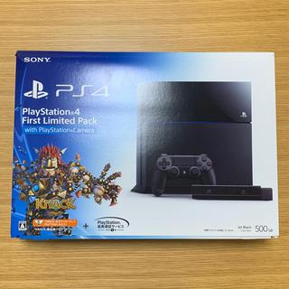 PlayStation4 - PS4 本体 CUH-1000A (初期型)
