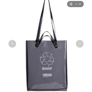 シャリーフ(SHAREEF)のshareef シャリーフ PVC BAG トートバッグ (トートバッグ)