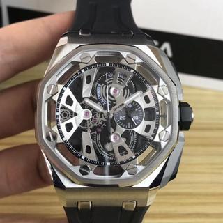 オーデマピゲ(AUDEMARS PIGUET)のラバーベルト AUDEMARS PIGUET オーデマピゲ 腕時計 クォーツ(ラバーベルト)