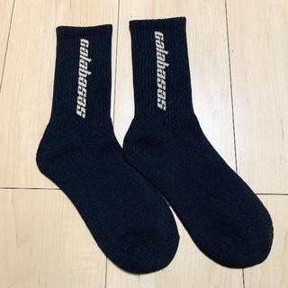 カラバサス ソックス 靴下 black(ソックス)