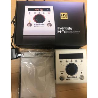 【正規品 美品】Eventide H9 MAX(エフェクター)