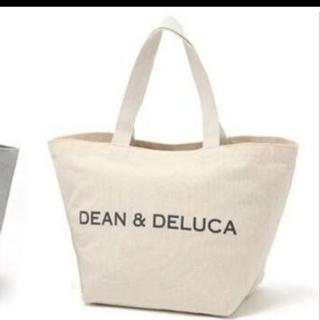 ディーンアンドデルーカ(DEAN & DELUCA)のDEAN&DELUCA ナチュラル Sサイズ ディーン&デルーカ トートバッグ(トートバッグ)
