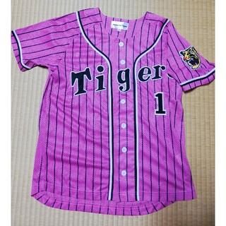 ハンシンタイガース(阪神タイガース)の阪神タイガース 鳥谷選手 ユニフォーム TORITANI (応援グッズ)