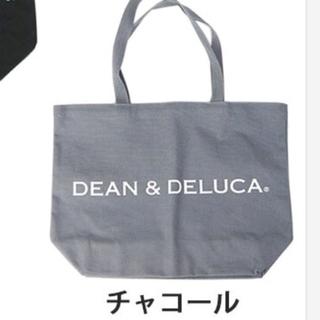 ディーンアンドデルーカ(DEAN & DELUCA)のDEAN&DELUCA チャコール ディーン&デルーカ トートバッグ(トートバッグ)