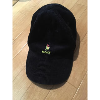 PALACE × POLO RALPH LAUREN 2018AW   (キャップ)