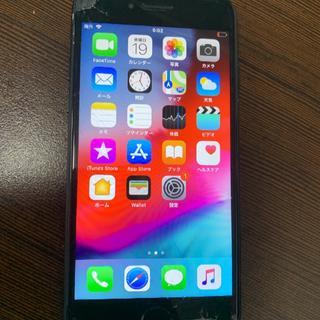 アイフォーン(iPhone)のiPhone7 128【9590】(スマートフォン本体)
