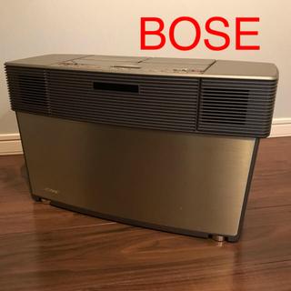 ボーズ(BOSE)のBOSE ACOUSTIC WAVE STEREO MUSIC SYSTEM(その他)