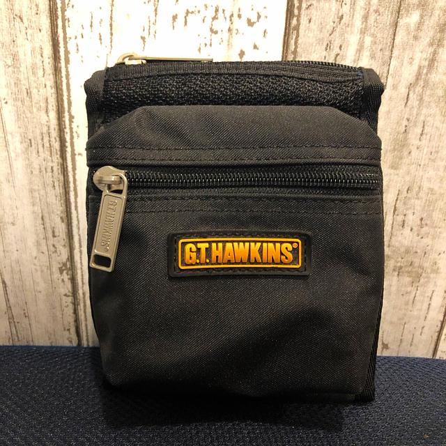 G.T. HAWKINS(ジーティーホーキンス)のG.T.HAWKINS®︎ウエストポーチウォレット財布バッグ メンズのバッグ(ウエストポーチ)の商品写真