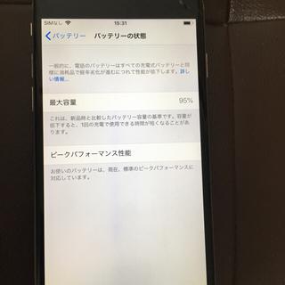 アイフォーン(iPhone)のIPHONE6 本体 64GB アイフォン6 au(スマートフォン本体)