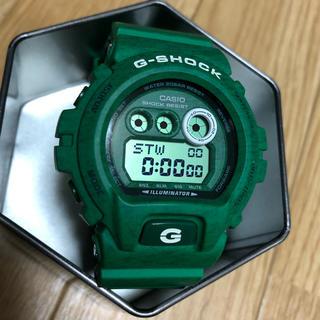 ジーショック(G-SHOCK)のG-SHOCK GD-X6900HT-3 グリーン   (腕時計(デジタル))