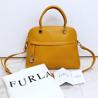 a099c409d03b フルラ ハンドバッグ(イエロー/黄色系)の通販 65点 | Furlaを買うなら ...