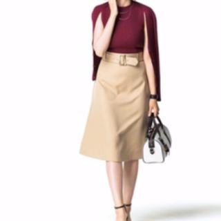 ジーユー(GU)のフレンチシック シンプルスカート(ひざ丈スカート)