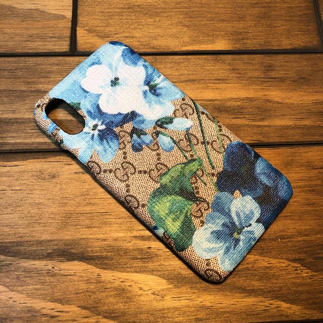 ヴィトン アイフォン8 ケース 三つ折 、 GUCCI風 iPhoneX iPhoneXS ブランドスマホケースの通販 by yuka ☆不定期タイムセール☆|ラクマ