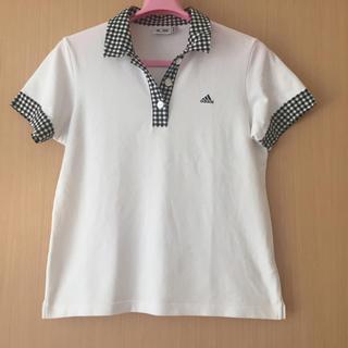 アディダス(adidas)のadidas  ポロシャツ  OTサイズ(ポロシャツ)