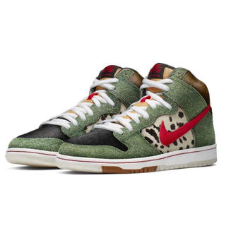 """ナイキ(NIKE)の【27.5cm】 Nike SB Dunk High """"Dog Walker""""(スニーカー)"""