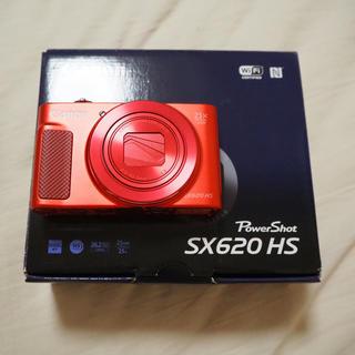 キヤノン(Canon)のCanon PowerShot SX620HS(コンパクトデジタルカメラ)