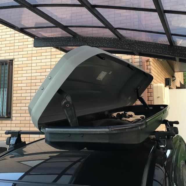 THULE(スーリー)のトヨタ スペイド用 システムキャリア THULE パシフィック500 自動車/バイクの自動車(車外アクセサリ)の商品写真